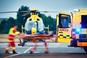 Lifeflight and Amluance